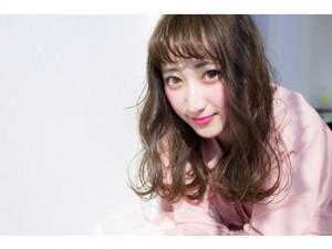 夏髪☆セミウェットなシースルヘア♪